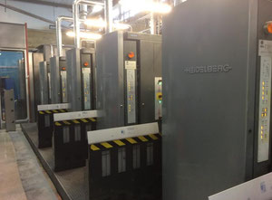 HEIDELBERG M 600 Web continuous printing press