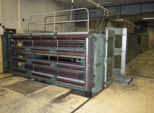 Houget Duesberg Bosson Europe, ar. 2500 mm Karde