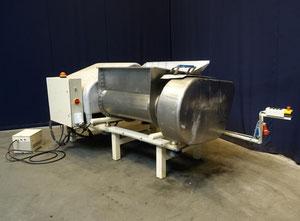 Mezcladora de polvo Worssam London Vickers Z blender