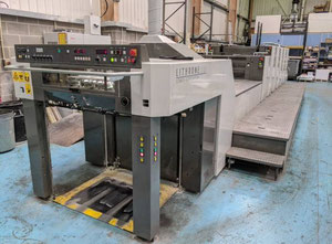 Offset cinco colores Komori LS 520 CX