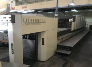 Offset cinco colores Komori LS 540 CX