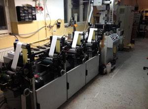 Etiket baskı makinesi PROPHETEER 700