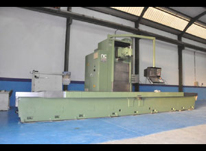 Cnc yatay freze makinesi Correa A-25/50