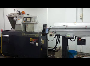 Citizen Cincom B-20 Swiss type lathe