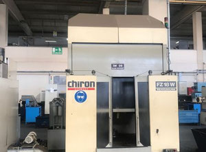 Chiron FZ 18 W Machining center - vertical