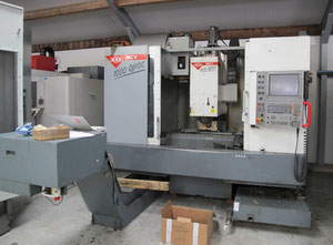 Centro di lavoro verticale Mas MCV 1000 Quick