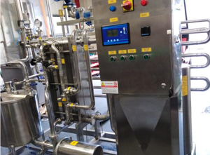 DMUK 4000 liter Pasteurisierapparat