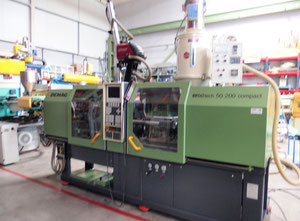 Demag ERGOTECH 50-200 COMPACT Injection moulding machine