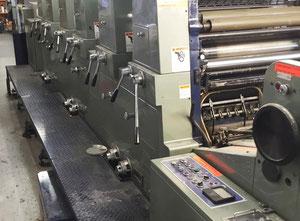 Akiyama Hi-Ace 628 Offsetdruckmaschine 6 Farben