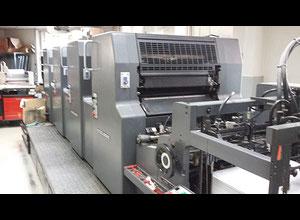 Heidelberg MOVS 4 Farben Offsetdruckmaschine