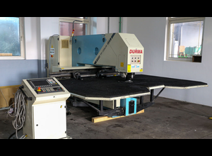 Durma PP 1250x30 CNC punching machine