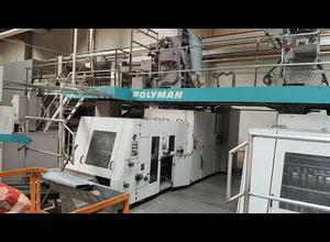Man Roland PLAMAG POLYMAN Web continuous printing press