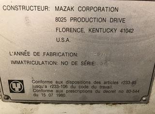 Mazak H630 P00531037