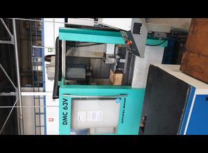 Used Deckel Maho DMC 63V Machining center - vertical