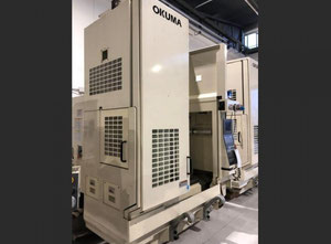 Used Okuma MX 45 VAE Machining center - vertical