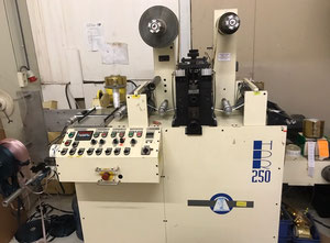 Pasquini & Kromer HP 250/1 Label printing machine