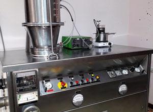 Glatt WSG-3 Pharmaceutical Fluid bed dryer/granulator