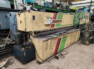 Loire Safe CHVt-103 hydraulic shear