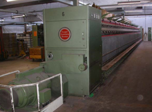 HOUGET DUESBERG BOSSON CBY Spinning machine