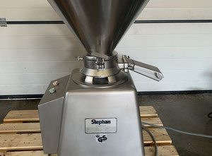 Stephan MC 10 Multishaft mixer
