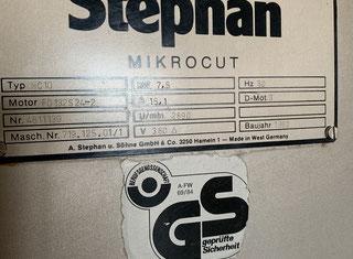 Stephan MC 10 P00602054
