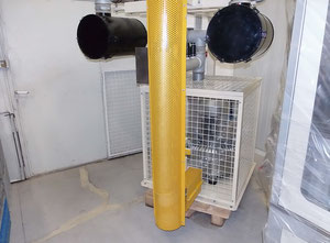 Gardner-Denver 16,5kW side channel blower