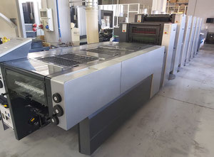 Offset cinco colores Heidelberg SM52-5P3LX