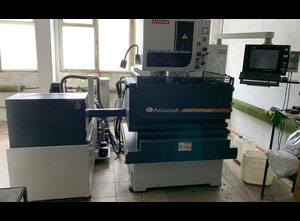 Accutex AU-500iA Wire cutting edm machine
