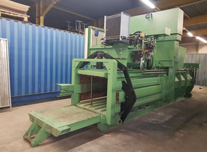 Europress 6000 V5 Recycling machine
