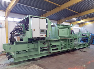 Europress 6500 V5 H4 Recyclingmaschine