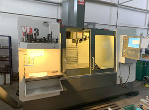 Haas VF-3 Machining center - vertical