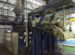Battenfeld PET Co-Extrusion Line Extrusionsanlage
