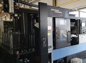 Doosan Puma 240M-GL Drehmaschine CNC