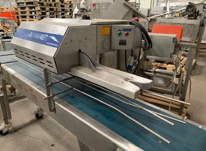Used OK International SS2 MK2B Bag Sealing machine
