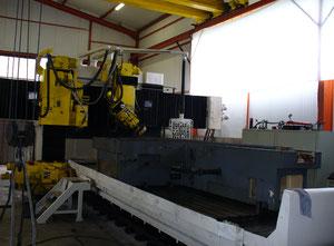 Sürgülü taşlama makinesi Aschersleben SFBZ 1600