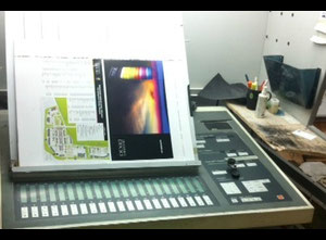 Komori L426 4 Farben Offsetdruckmaschine