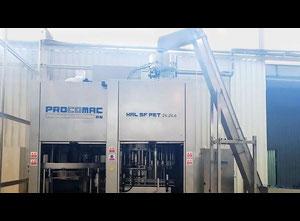 Procomac HAL SF PET 24.24.6 / 125.6 Abfüllmaschine - Abfüllanlage