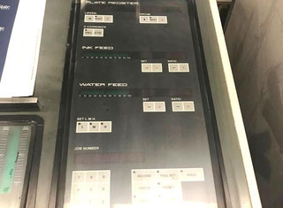 Komori New Lithrone 528 P00604028