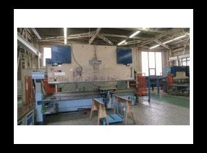 URSVIKEN OPTIMA 400 Press brake cnc/nc