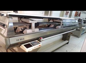 Plochý pletací stroj Shima Ses 234-s