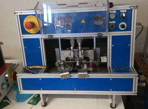 Macchina di fabricazione ed assemblaggio di circuiti stampati Weresch Automat SMA-600