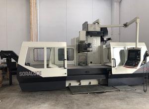 Cnc dikey freze makinesi Soraluce TR-25