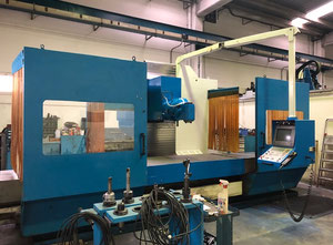 CME HZ-40 cnc horizontal milling machine
