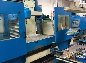 CME BF4 cnc horizontal milling machine