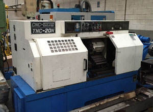 Takang TNC-20N Karusselldrehmaschine CNC