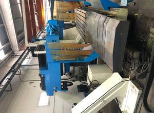 MTE BF-2200 CNC Fräsmaschine Horizontal
