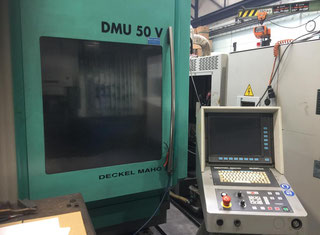 Deckel Maho DMU 50V P00605054