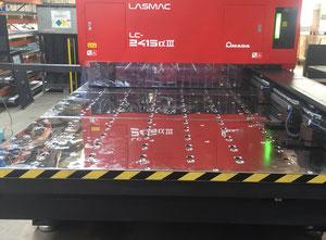 Machine de découpe laser Amada LC2415 Alpha 111 4kw
