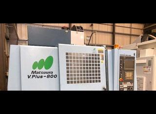 Matsuura V-PLUS 800 P00605066