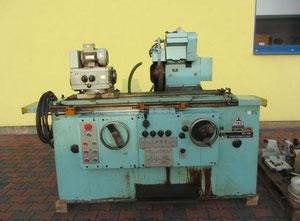 Tos Hostivař BU 28/630 Spitzenlose Rundschleifmaschine